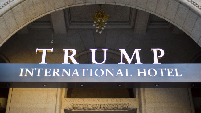 Trump's DC hotel has already lost over $1 million since opening