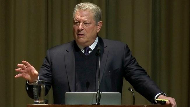 Al Gore: Climate Change Poses Dangerous Health Consequences
