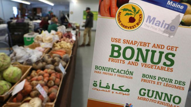 Prolonged Shutdown Could Leave Millions Without Food Stamps