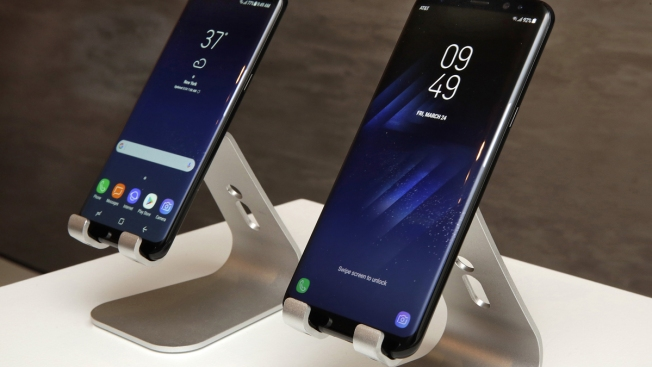 Samsung launch new Galaxy S8 in bid to change company's fortunes