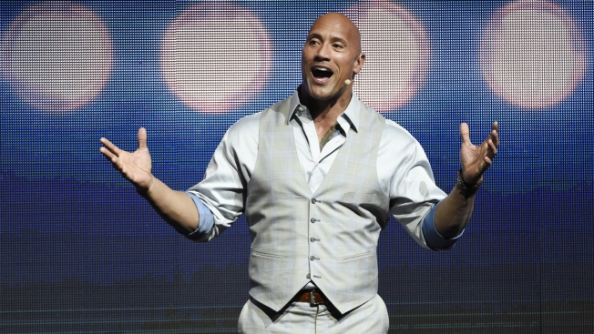 Could 'The Rock' Run for President? 'It's a Real Possibility,' He Says