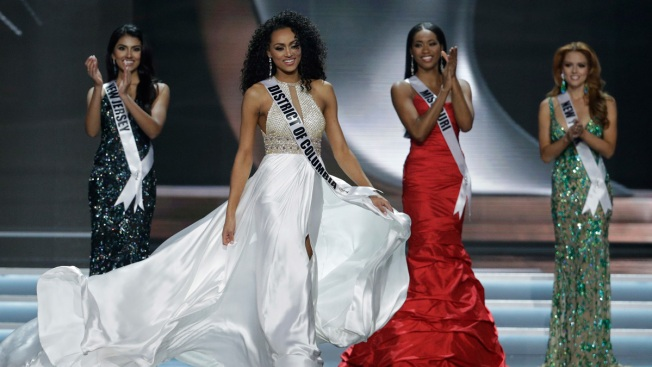 DC Takes Home Miss USA Title For Second Year In A Row