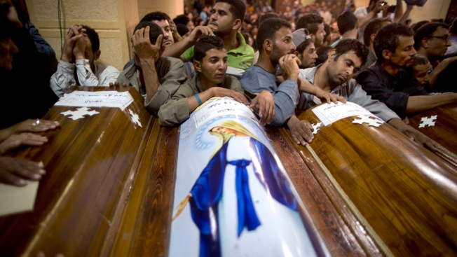 Coptic Christians Slaughtered in Egypt As Ramadan Begins