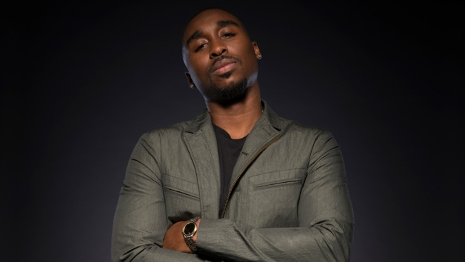 Despite Delays, Timing Just Right for Tupac Biopic Star