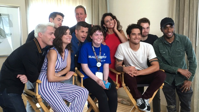 'Teen Wolf' Cast Makes Special Appearance for Make-A-Wish