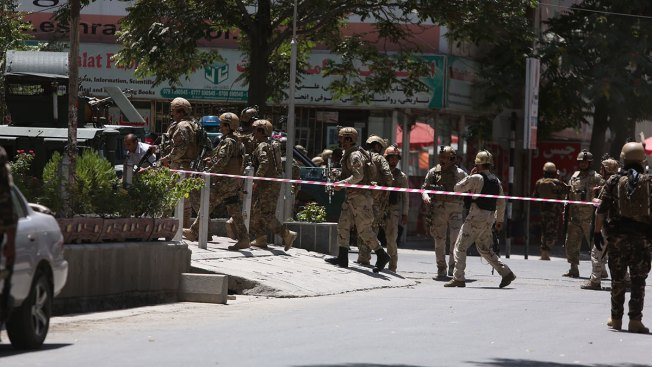 ISIS Targets Iraq Embassy in Kabul; All 4 Attackers Killed