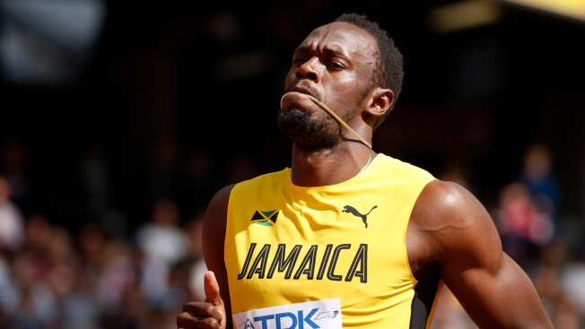 Usain Bolt Did Not Finish Final Race of His Career