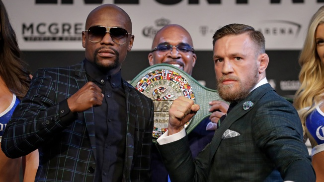 Bookies Will Lose Millions If McGregor Knocks Out Mayweather