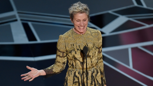 Inclusion Riders: How Frances McDormand Wants to Spur Change in Hollywood