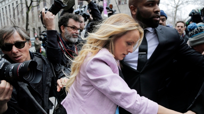 Judge Agrees to Delay Stormy Daniels' Lawsuit Against Trump
