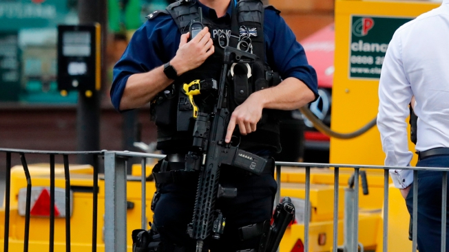 Armed Police Will Patrol Rail Stations at Royal Wedding
