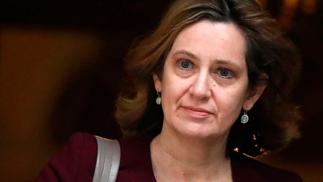 UK Interior Minister Quits Over Growing Immigration Scandal