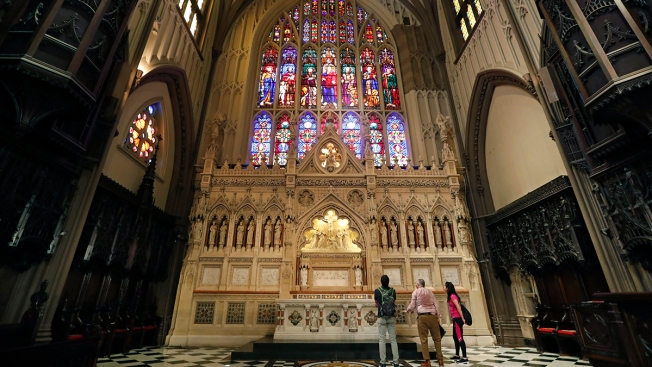 NYC's Historic Trinity Church to Partially Close for 2 Years