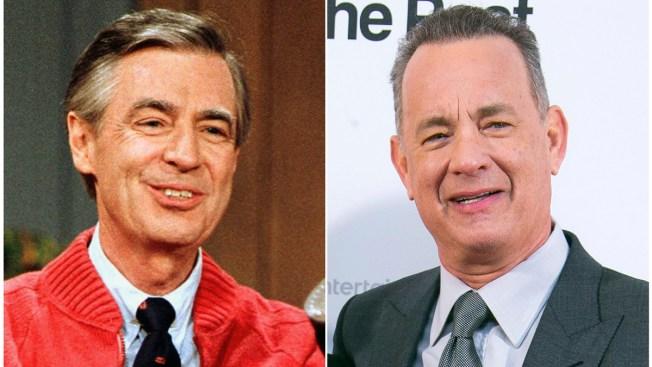 Tom Hanks' Fred Rogers Film Slated for October 2019 Release