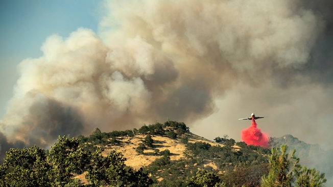 Cameras Could Help Detect Northern California Fires Faster