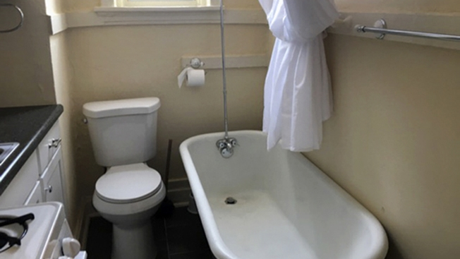 Bath and Beyond: Kitchen-Bathroom Combo Apartment Causes Stir