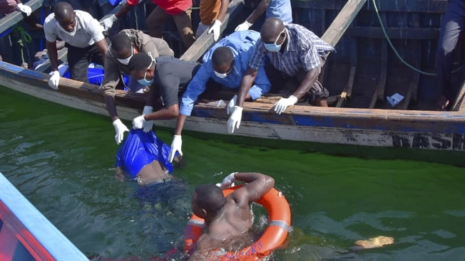 Tanzania Leader Orders Arrests as Ferry Death Toll Over 130