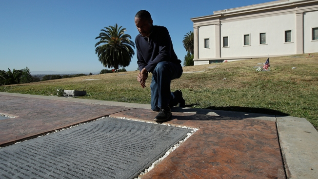 Jonestown Memorials Held at Oakland Cemetery With Remains of 400