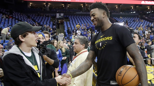 Warriors Welcome Paradise High School Basketball Teams to Oracle Arena