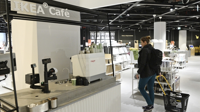 Ikea Bringing Smaller Stores to City Centers as It Adapts to Consumers