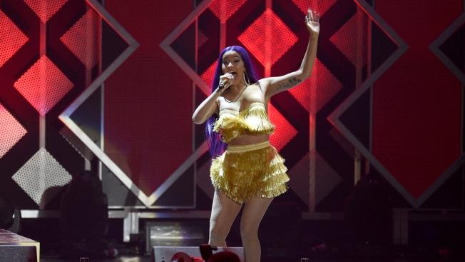 Cardi B Talks Anxiety Before Grammys, New Pepsi Commercial