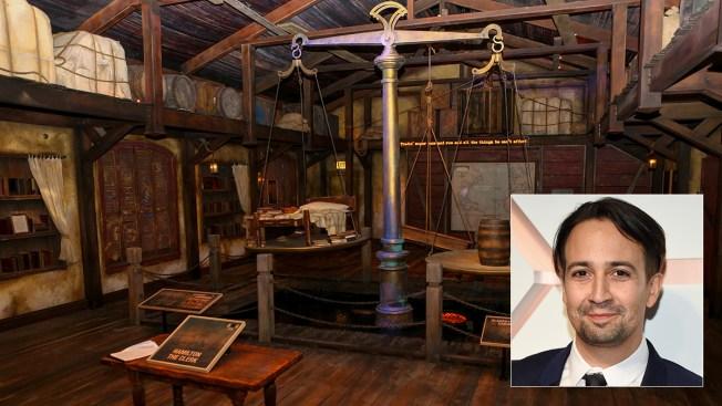 Lin Manuel Miranda to Attend Chicago Opening of 'Hamilton' Exhibition
