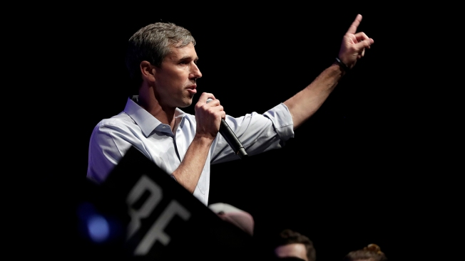 O'Rourke Says He's 'Reluctantly' Dropping Presidential Bid