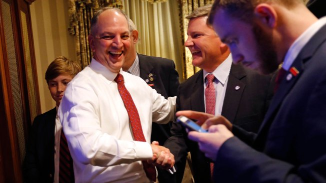 Louisiana Picks Democrat John Bel Edwards as Next Governor