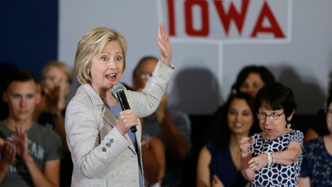 Hillary Clinton Says Climate Plan Will Promote Renewables