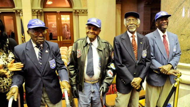 Audley Coulthurst of Famed Tuskegee Airmen Dies in NYC at 92
