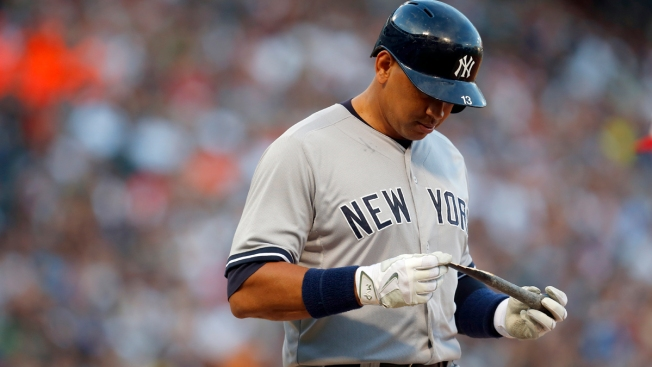 A-Rod Released by Yankees, Who Owe Him $27 Million More