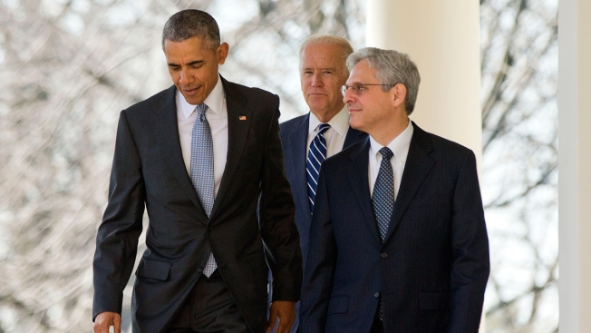 President Obama Nominates Merrick Garland for Supreme Court