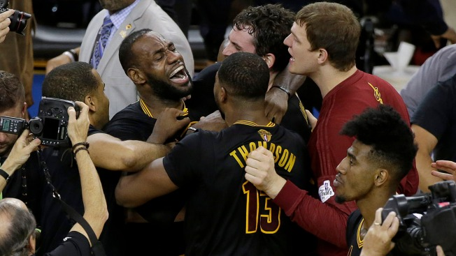NBA Finals: Warriors Lose to Cavaliers in Game 7, Dream Season Ends Without Repeat NBA Title ...