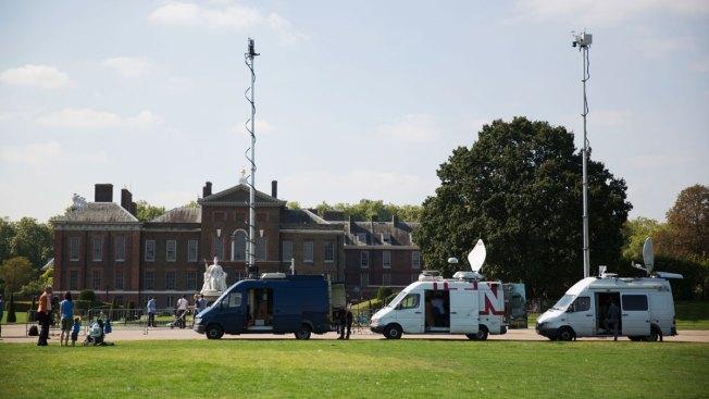 Hospital Patient Found 'Ablaze' Outside Kensington Palace