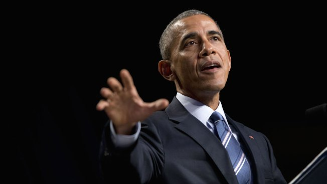 Obama Says Faith Is 'Great Cure' for Fear
