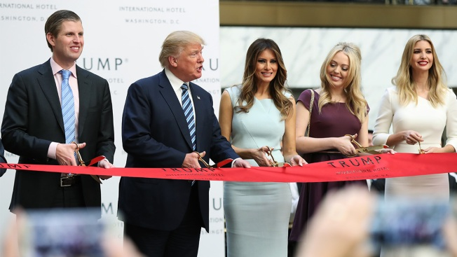 Trump's Business Raises More Questions About Possible Conflicts of Interest