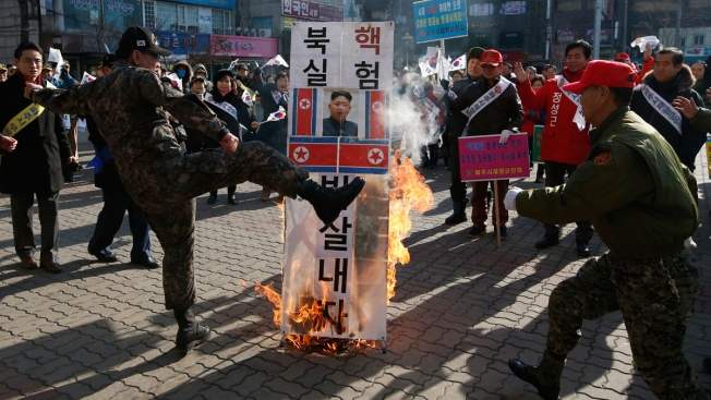 US, S. Korea Say NKorea Must Pay High Price for Nuclear Test