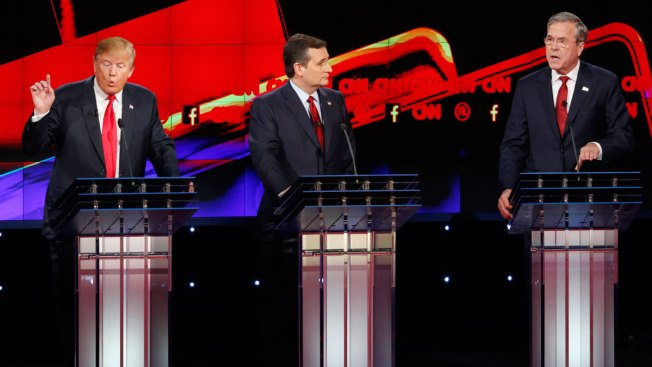 GOP Debate Viewers Guide: Trump Returns as Urgency Grows for Others
