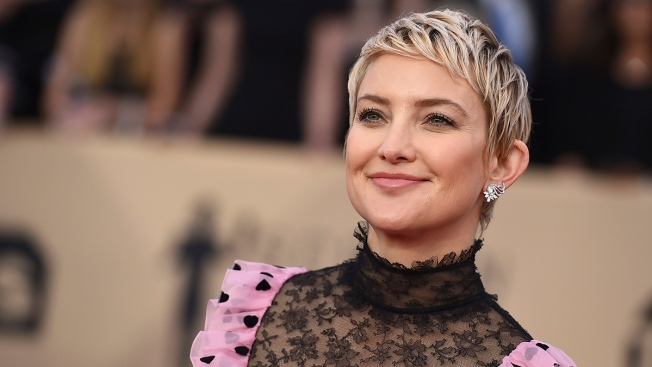 Kate Hudson Latest Celeb to Embrace Genderless Child Rearing