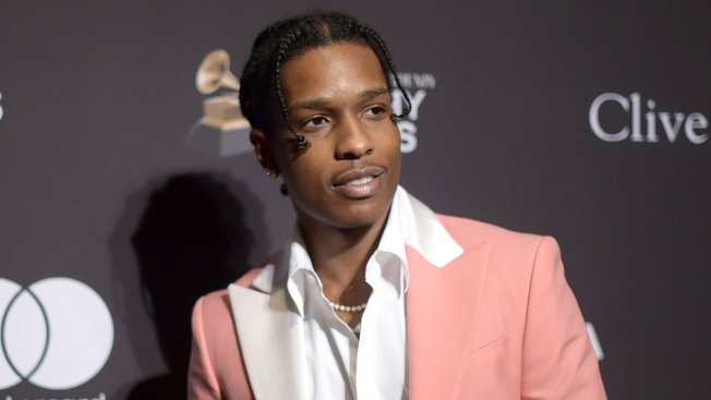 A$AP Rocky Trial Underway in Sweden