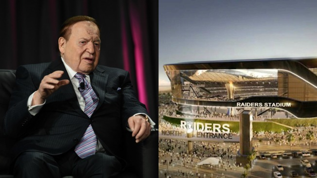 No Adelson, No Goldman Sachs: Investment Bank Backs Out of Raiders Stadium Deal in Las Vegas