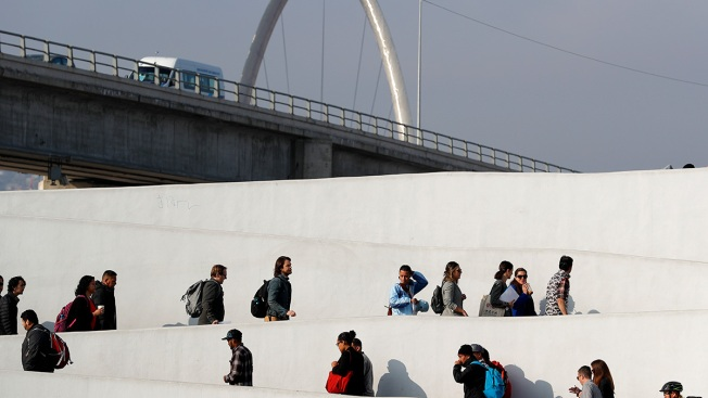 Court Won't Immediately Stop Wait-in-Mexico Asylum Policy