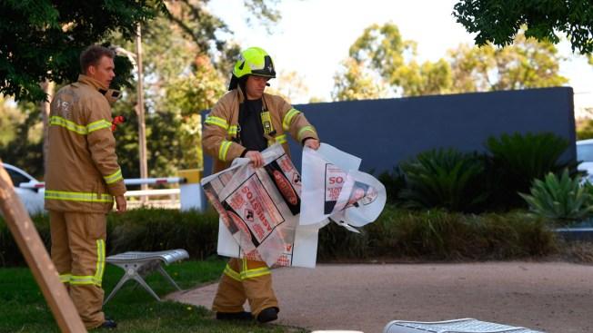 Australia Police Examining Suspicious Packages Left at Consulates
