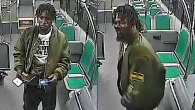 BART Police Release Images of Bay Fair Homicide Suspect