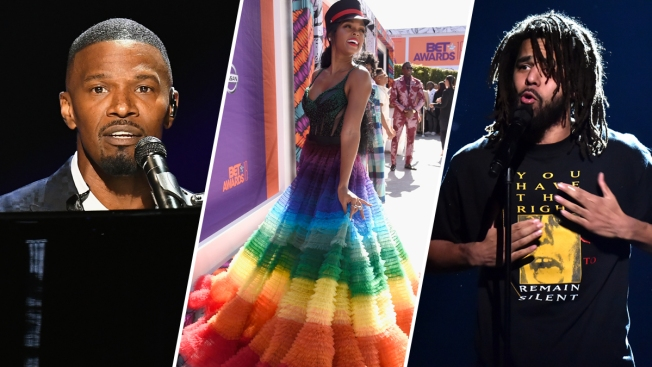 [NATL] A Look at the Best Moments From the 2018 BET Awards