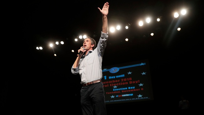 New Hampshire Dems Invite Rising Star Beto O'Rourke to the Crucial Presidential Primary State