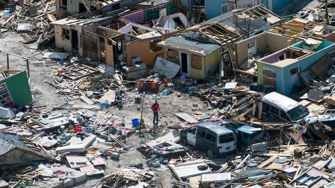 US Won't Grant Temporary Protected Status to Bahamians Who Fled Hurricane Dorian