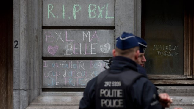 6 Detained in Brussels Raids After Belgian Authorities Lower Terror Threat Level