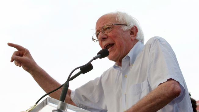 Sanders Eyes 'Bigger' 2020 Bid Despite Some Warning Signs
