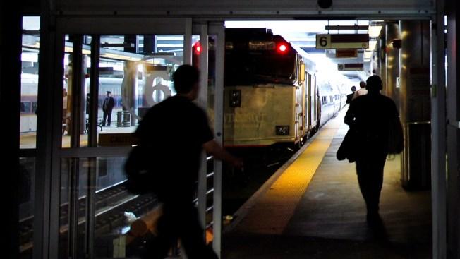 WATCH: Boston Man's Sudden Fall Onto Subway Tracks